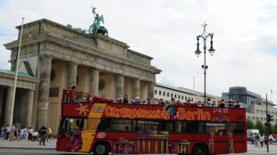 berlin touristes