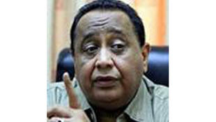 / وزير خارجية السودان ابراهيم غندور