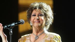 الفنانة وردة الجزائرية