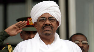 الرئيس السوداني المنتخب عمر البشير