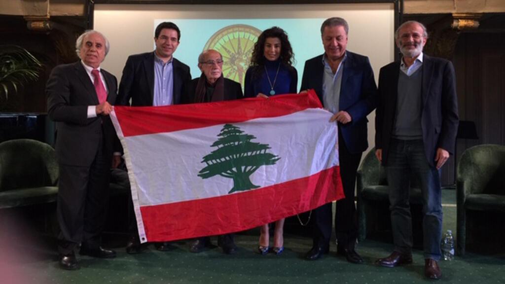 شعراء لبنان ضيوف الشرف في الأكاديمية العالمية للشعر في فيرونا، إيطاليا