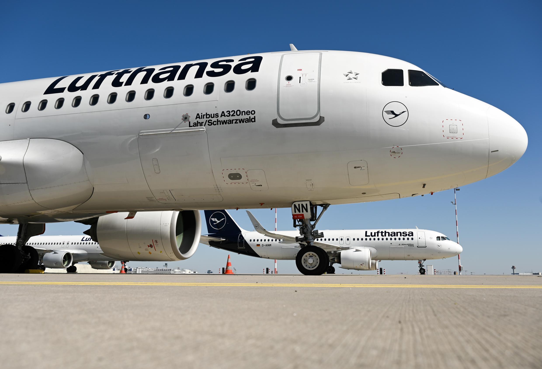 Lufthansa-frankfurt