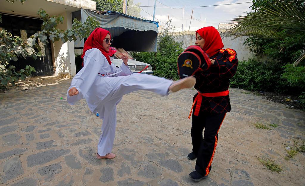 kickboxing yemen