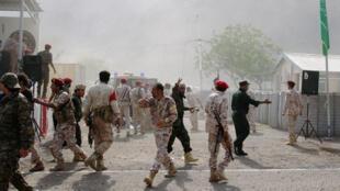 جنود يمنيون-