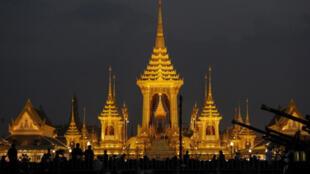 القصر الملكي في تايلاند