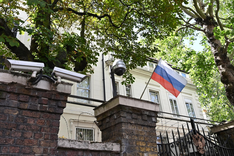 consulat russe à Londres