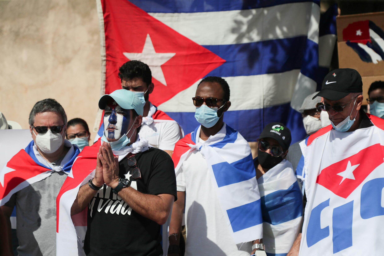 مظاهرات في كوبا ضد الحكومة