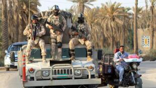 قوات من القوات الخاصة العراقية