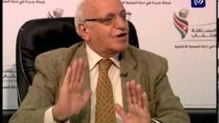 الدكتور منير حمارنة