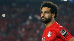 محمد صلاح نجم نادي ليفربول-