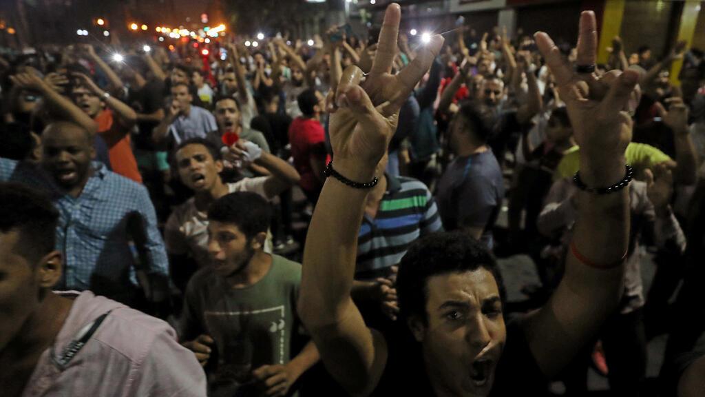 egypt-manifestations