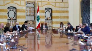 gouvernement libanais