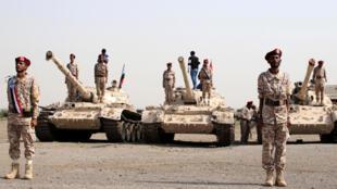 القوات الحكومية اليمنية