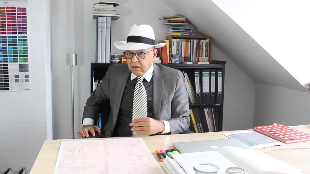 البروفيسور الألماني العراقي ريان عبد الله