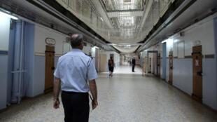 سجن فران في الضاحية الجنوبية من باريس