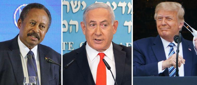 soudan israel usa