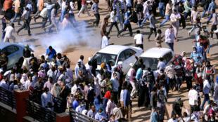 مظاهرات بالسودان