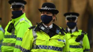 police anglaise