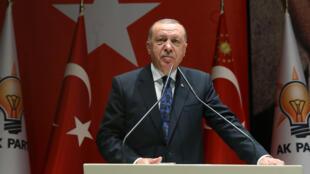 رجب طيب أردوغان-