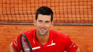 Novak Djokovic 06 10 2020