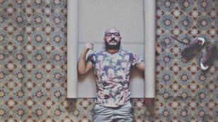 الفنان ديفيد حبشي