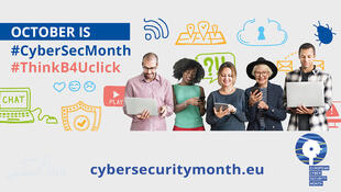 شهر التوعية الرقمية في أوروبا