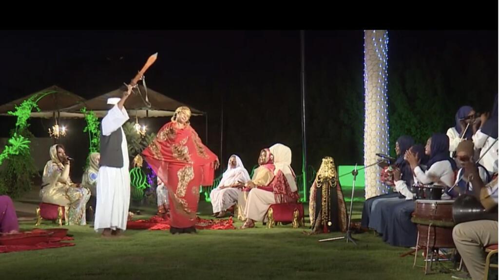 حفل زواج في السودان