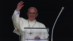 بابا الفاتيكان فرنسيس الأول