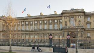 وزراة الخارجية الفرنسية