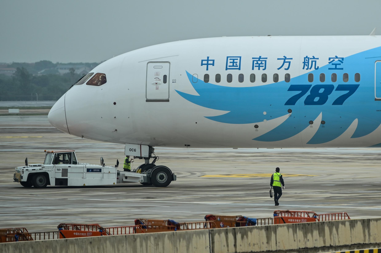 avion chinois wihan