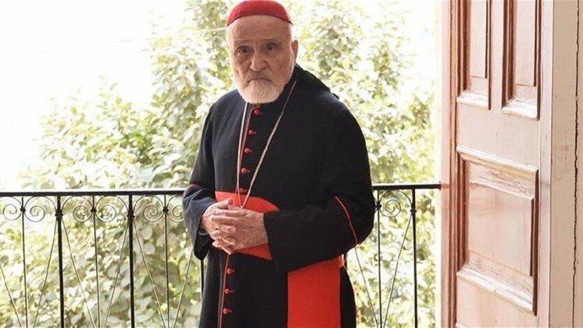 البطريرك الماروني السابق مار نصر الله بطرس صفير