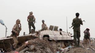 القوات الانفصالية اليمنية الجنوبية
