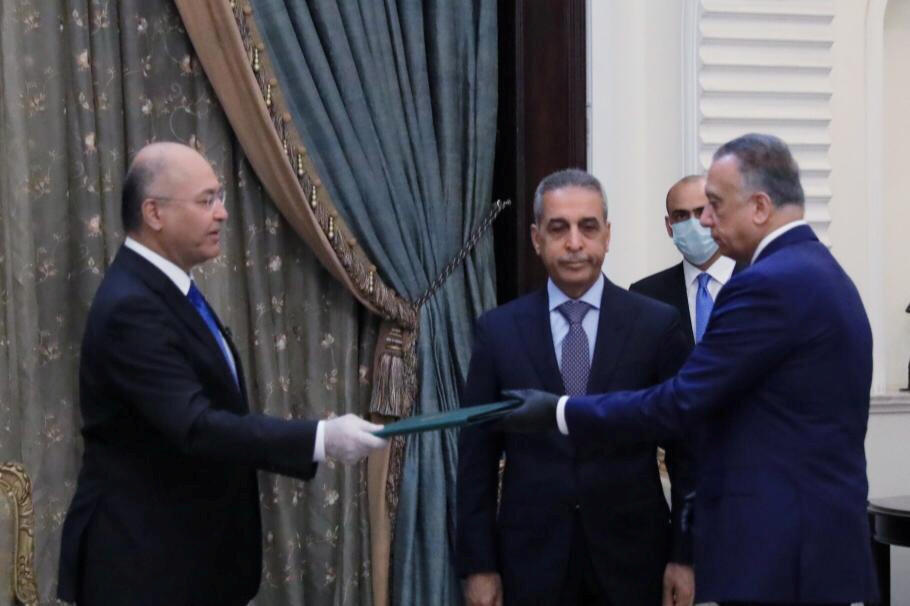 irak premier ministre