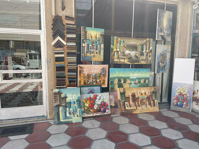 سوق الرسامين