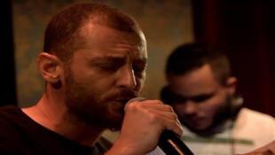 مغني الراب اللبناني جعفر الطفار