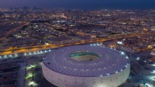 إستاد الثمامة الدولي في العاصمة القطرية الدوحة