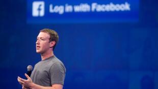 مارك زاكربرغ مؤسس فيسبوك