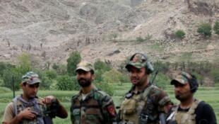 قوات خاصة أفغانية