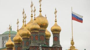 الكرملين في موسكو