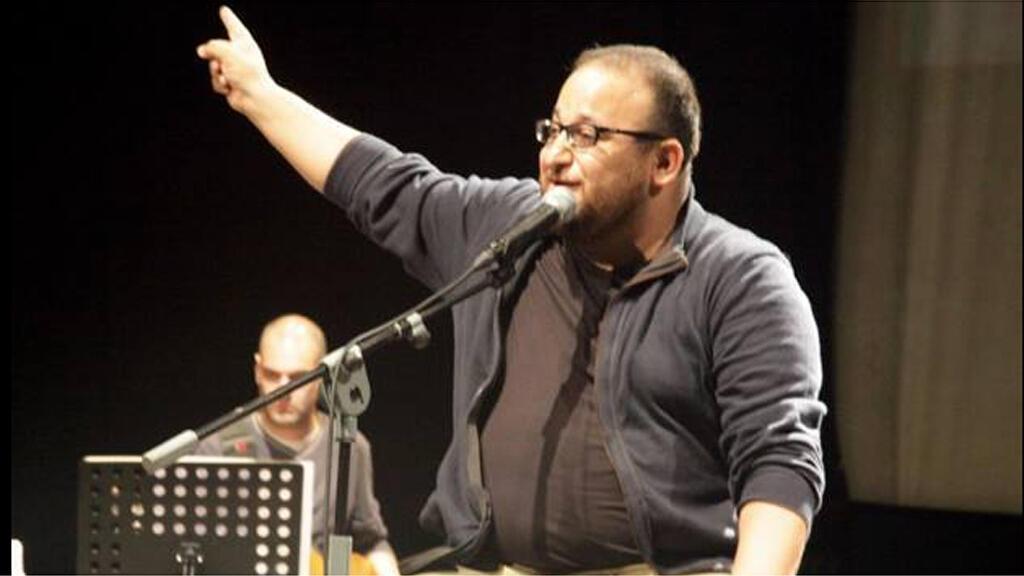 الفنان الفلسطيني السوري أبو غابي