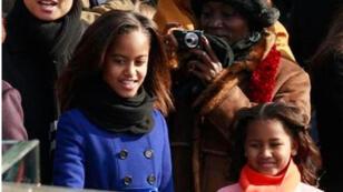 ماليا البنت الكبرى للرئيس الأمريكي باراك أوباما
