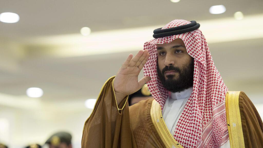 ولي العهد الأمير محمد بن سلمان في الرياض يوم 24-08-2017