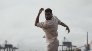 الراقص العالمي أحمد جودة