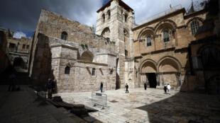 مدينة القيامة في القدس