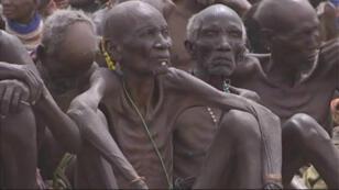 المجاعة في كينيا عام 2011 بسبب الجفاف الذي ضرب القرن الإفريقي