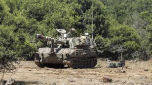 دبابة تابعة لقوات الجيش السوري