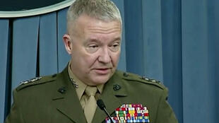 الجنرال الاميركي كينيث ماكنزي