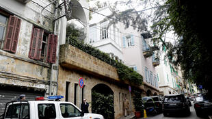 منزل كارلوس غصن في بيروت