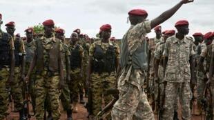 قوات من جيش جنوب السودان ( أرشيلف)