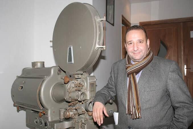 Salim Aggar directeur du Centre algérien du cinéma 1